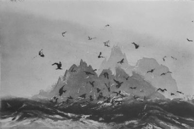 Little Skellig Rock