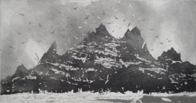 Little Skellig Rock from Skellig