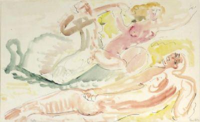 Blair Hughes-Stanton Frolic, 1935