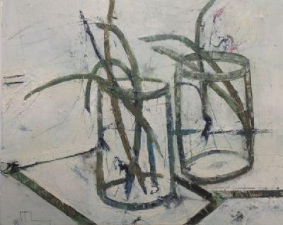 Ffiona Lewis, Dandelion Clocks, Blown