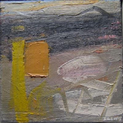 Jane Lewis, Yellow and Ochre
