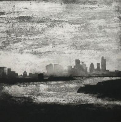 Jason Hicklin, The Thames Greenwich