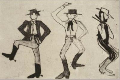 Kate Boxer, Dancing Cowboys