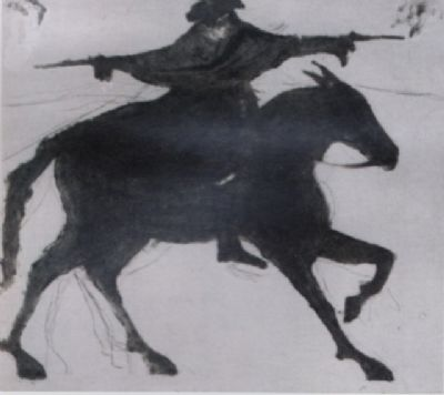 Kate Boxer, Dick Turpin on his way to York