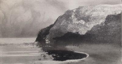 Norman Ackroyd, Saltburn Scar