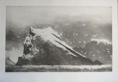 The Rumblings, Muckle Flugga, Shetland
