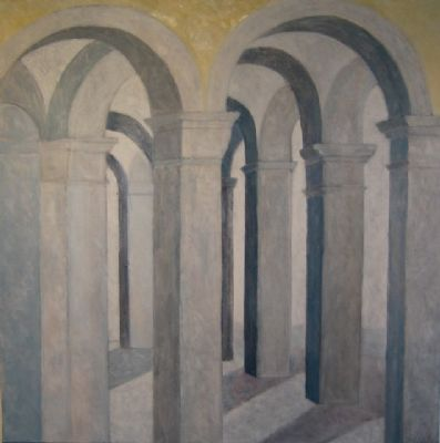 Vrinda Read, Arches in Lucca