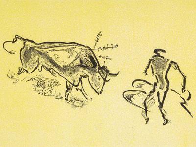 Bullfight 1 1952
