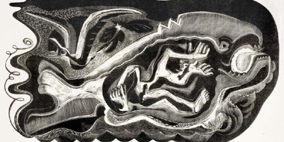 Jonah in the Whale 1933