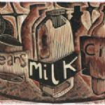 NEIL BOUSFIELD Engravings Beans milk and cider