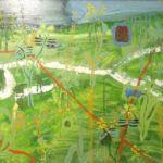 Duncan Clarke White Horse - Ridgeway