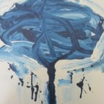 Helengai Harbottle, Small Blue Tree -