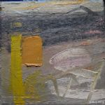 Jane Lewis, Yellow and Ochre - NORTH HOUSE GALLERY