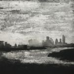 Jason Hicklin, The Thames Greenwich - THE WINTER PRINT SHOW