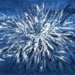 SUMMER LIGHT paintings and prints by ten artists Julian Meredith Feathering