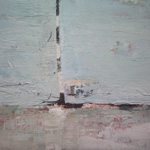 FFIONA LEWIS Paintings Boom Marker