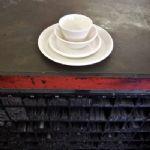 ABUNDANCE Still Lifes by SUSAN BRINKHURST and Ceramics by BILLY LLOYD Lloyd - Set of tableware