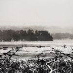Norman Ackroyd  The Stour in Winter