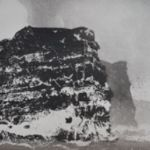 NORMAN ACKROYD RA BEYOND CAPE WRATH and SHETLAND Noup of Noss 2012
