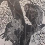Owls 1955 - GERTRUDE HERMES